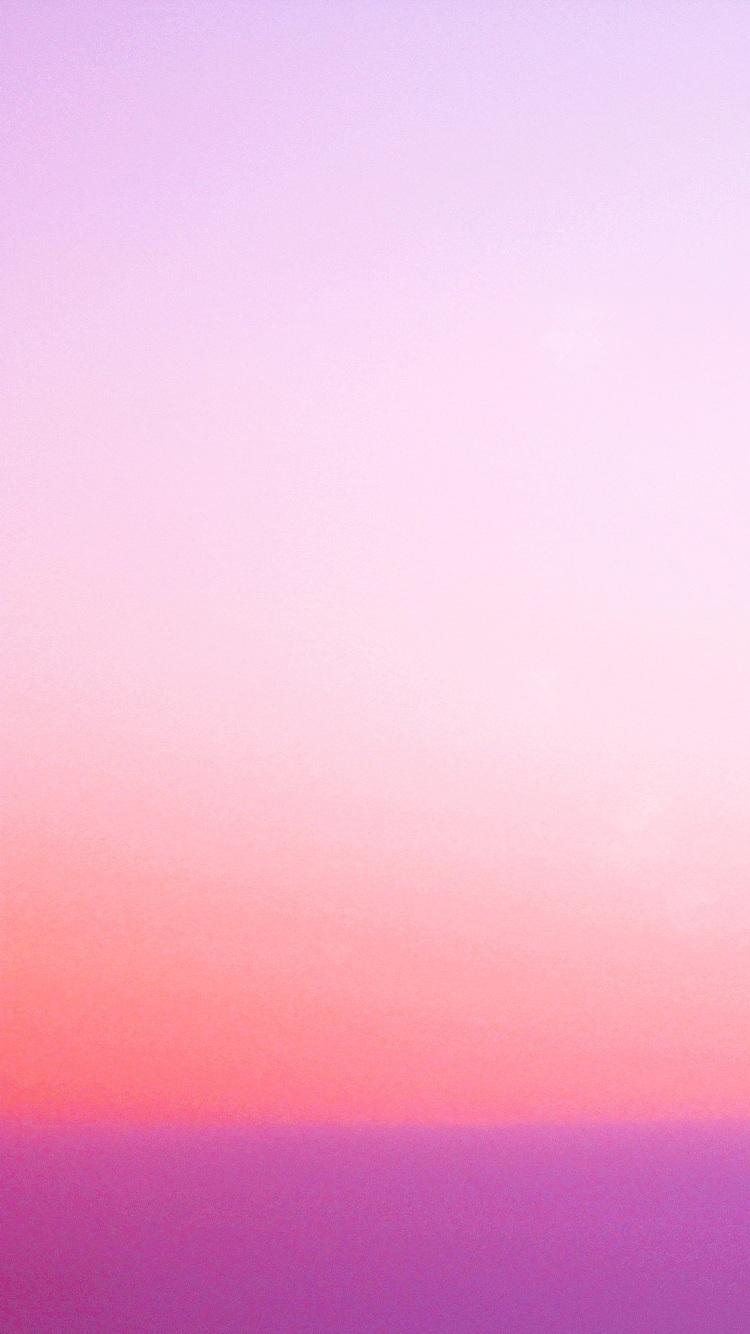 紫紅色漸層則是像夕陽的感覺!