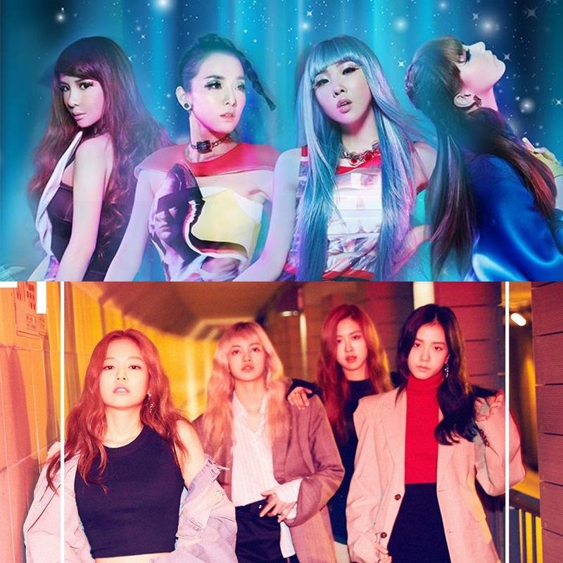 但同是YG旗下的女團,也同樣是四人體制的2NE1和BLACKPINK,難免會被拿來比較,不過最近有韓國網友將兩團成員的定位拿出來分析,發現兩團成員組成的相似性真的相當高呢! 一起來看看吧~