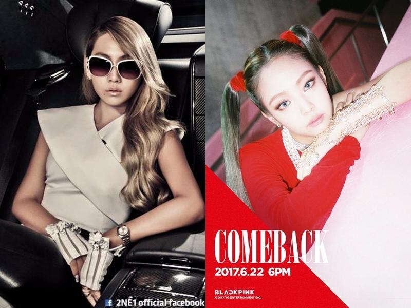 CL & Jennie 兩人都擁有濃郁且吸引人的中低音歌聲,而在團體中也都擔任RAPPER和VOCAL的全能成員,雖然不是隊內的舞蹈擔當但兩人跳起舞來都相當有自己的感覺。 而CL & Jennie掌握舞台的能力都相當(驚人的)好,不過氣勢上還是CL更強一些!完全是舞台上的女王啊~但相信Jennie會隨著時間不停地成長的!