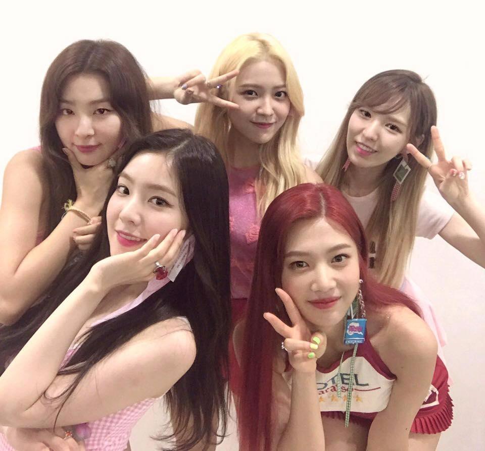 大家都有在收看Red Velvet的新團綜《LEVEL UP PROJECT!》嗎? 真的是每集都超有趣的!粉絲也有機會看到成員們私底下有趣的模樣~和不為人知的一面XD