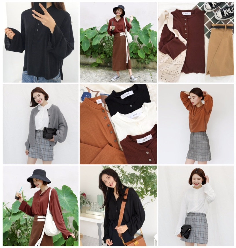進入九月,各家服飾店也紛紛開始換季了~雖然台灣依舊炎熱到不行,不過現在夏裝也差不多買膩了XD 想買秋裝了啊!