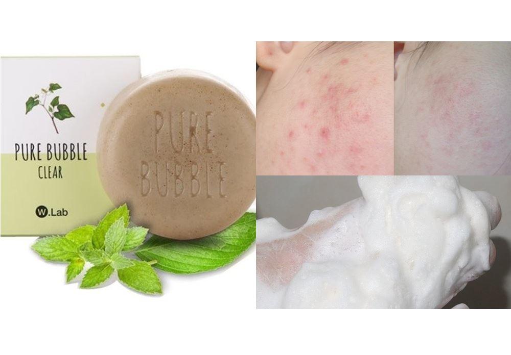 習慣用肥皂洗臉的女孩,一定會愛這顆在IG被韓妞洗版的W.Lab潔面皂! 已經補貨好幾次的魚腥草,可以鎮定去痘、深層清潔毛孔,大推!
