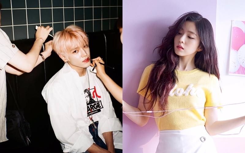 SM NCT 127 -泰容 RED VELVET-Irene SM可說是韓國演藝圈公認的