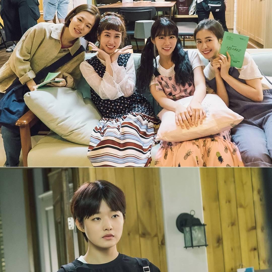 ✿TOP 1 - JTBC《青春時代2》 話題佔有率:12.12%  ➔上升1個名次 ※由韓藝里、韓昇延、朴恩玭、崔雅拉(新加入)、智友(新加入)主演,《青春時代2》將延續《青春時代》的故事,講述一起居住在Share House的五位女大學生所發生的趣事,並描寫20代女性煩惱的故事。第一季以清新、貼近大學生的「室友生活」成功觀眾共鳴,而第二季的主題將放在「戀愛」。