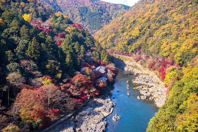 #日本賞楓關鍵字:多元化  是的,在日本賞楓不只是賞楓,還可以吃楓葉天婦羅、順道參訪神社建築、深入體驗當地文化,還有品嚐和牛、秋季豐收時節非常非常肥美的海鮮等。多元化的程度就是不管怎麼排行程,你都可以附加一樣甚至多樣附近行程。而且對於攝影愛好者來說,日本的楓葉有非常大的發揮空間,搭配不同的背景就會有意想不到的效果。  日本賞楓季集中在九月~十一月,其中以大阪、東京、京都三地最為熱門。