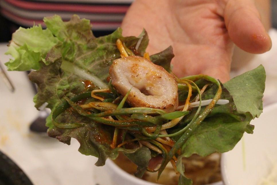平實的價格、大份量的肉類選擇,絕對是為釜山旅行增添美味回憶的好選擇啊!