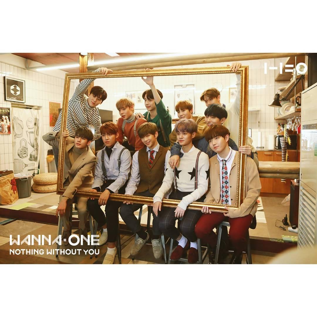 Wanna One成員正式出道後開始一連串馬不停蹄的活動,行程滿檔的他們也宣布將在13日帶著首張改版專輯《1-1=0 (NOTHING WITHOUT YOU)》回歸樂壇,消息一出令許多粉絲都表示相當期待!