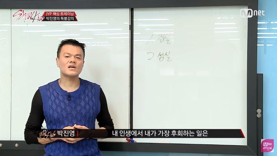 在JYP家藝人的努力宣傳(?)之下,幾乎所有人都知道JYP力行健康生活的原則。