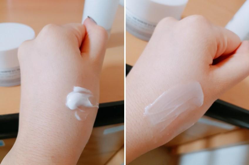 不會太過於油膩,又可以輕易地在皮膚上形成一層薄薄的保護膜~給皮膚帶來高達62%的高保濕度!