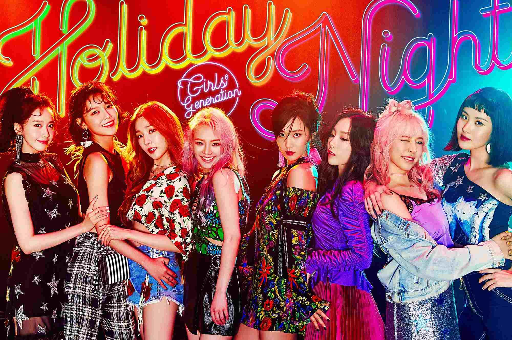 像是今年迎來出道10年的少女時代,其實原本在選成員的時候,並不是只有一開始出道的9位成員呢!