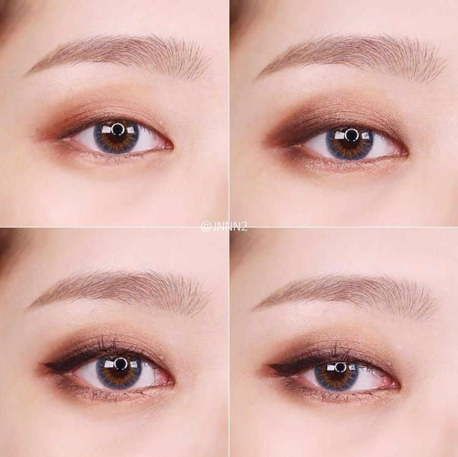 接著就是很多女孩覺得困擾的眼妝,其實女神之前也覺得眼妝是最難的啊!直到遇見它...