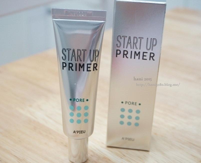 另外一款妝前霜也是A'PIEU的陶瓷肌妝前乳,想要擁有韓妞的零瑕疵陶瓷肌的話,就絕對必備的妝前乳!