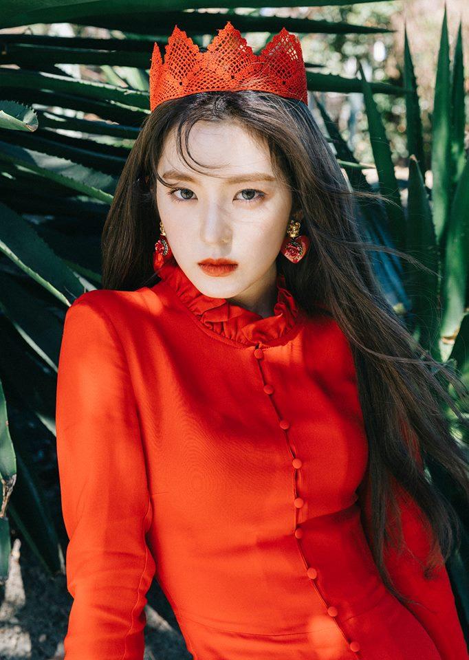 Red Velvet-IRENE 這一位不用我都說大家應該也都認同吧(笑XDDD)