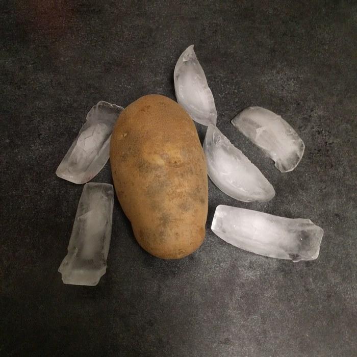 艾莎(Elsa) #馬鈴薯版