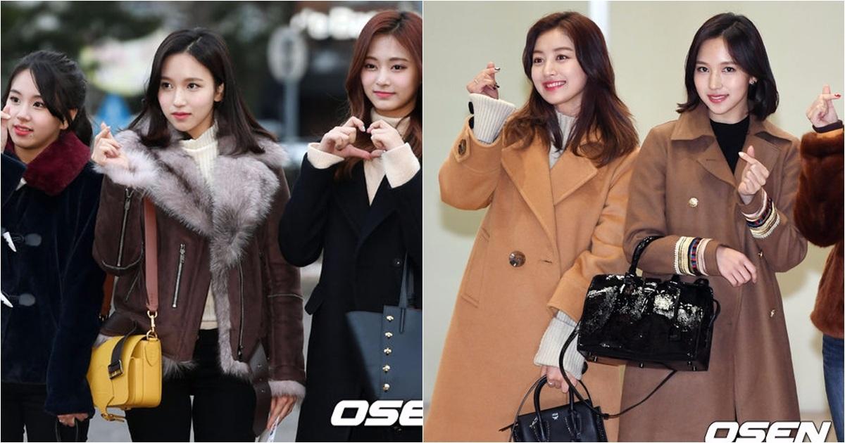雖然和先前相比,左邊是Before右邊是After差異可能不大,但對Mina來說這次會突然剪短頭髮,原因可能有些心酸。