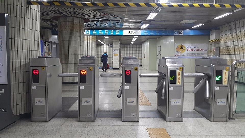 首爾地鐵公社在推動