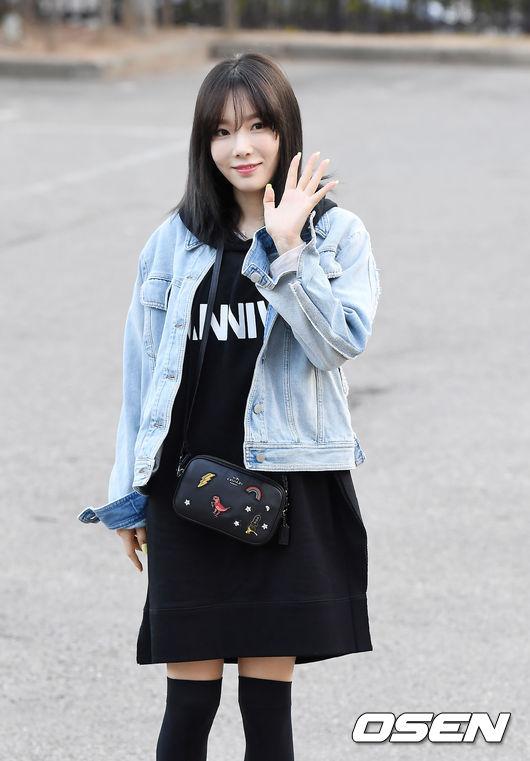 過去太妍曾說過自己開車技術很好,希望太妍以後能小心駕駛啊!