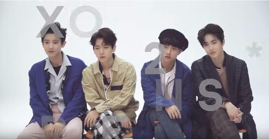 SM旗下藝人每年都會推出年曆,當然今年也不例外! 今年EXO釋出的預告每位成員都帥到沒天理啊!果然每年讓人手滑不是沒有理由啊!!!