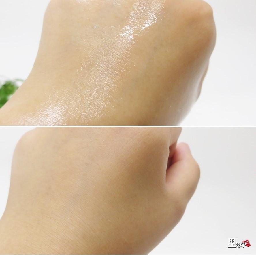 噴完後不會讓皮膚感到更加乾澀,深層保濕的效果連表層的肌膚紋路都全部撫平~