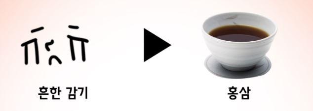 如果你感冒了呢?雖然在台灣流行喝薑茶,但是在韓國雖然一樣是喝「埋在土裡」的東西,但效果更強!暖暖一杯紅蔘茶,讓你隔天就立刻康復~