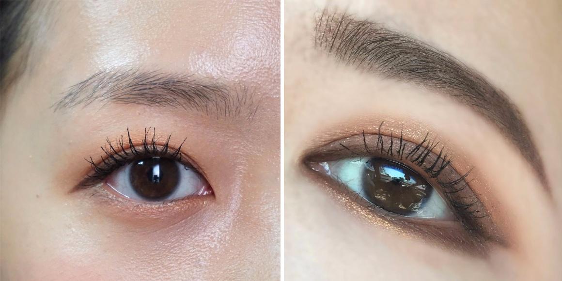 這款眼影盤的顯色度適中,能暈染堆疊出漂亮的眼妝,不用怕太過顯色而失手~無論想畫清淡日常的眼妝,或是帶點煙燻感的濃烈眼妝都能一盤搞定,每天變換不同的眼妝!