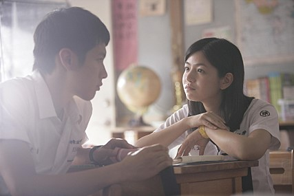 No.2 《那些年,我們一起追的女孩》 當然在台灣掀起票房熱潮的《那些年》,在韓國也是人氣超高,果然青澀的校園戀情不論到哪個國家都是行得通的!