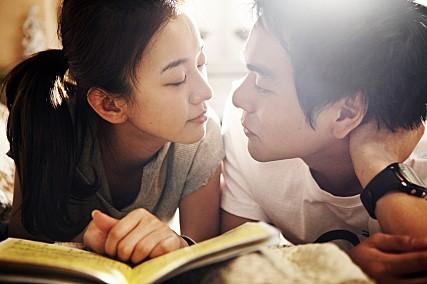 No.4 《聽說》 終於不再只是說青澀的愛情與沒有結果的初戀,雖然一樣有戀愛場面,但是卻有更深刻的人性和反轉,真的是值得推薦給朋友的好電影啊!
