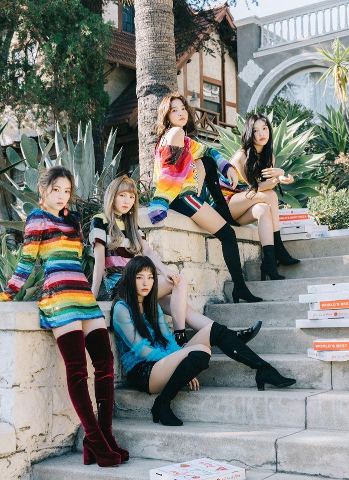 不過要是說到Red Velvet裡的身材擔當,當然是非Joy莫屬,不過要是說到「腿長擔當」大家絕對要注意到這位受到「上天祝福」,腿長比例好到不科學的成員…