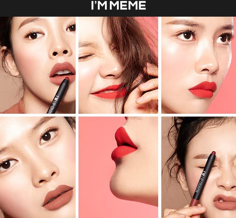 女神要來介紹大家 I'M MEME的超平價彩妝,所有彩妝商品都是掌握消費者使用心得及知名彩妝師的合作意見,第一手掌握大家的彩妝需求,結合時尚美妝與最新科技!