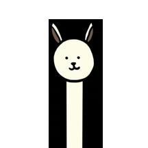 #2 長脖子的悲桑動物