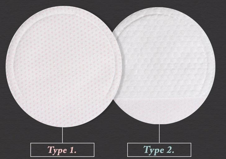 一樣是兩面設計,圖中左邊的那一面上有許多硅膠材質的小圓點,可以溫和摩擦皮膚不刺激、不過敏,右邊那另一面則是基本的壓紋設計。