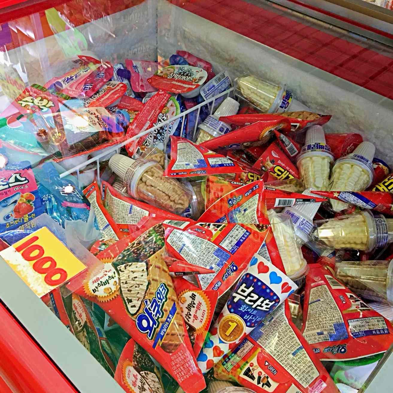 各種 千元 冰淇淋也有,選擇超多。