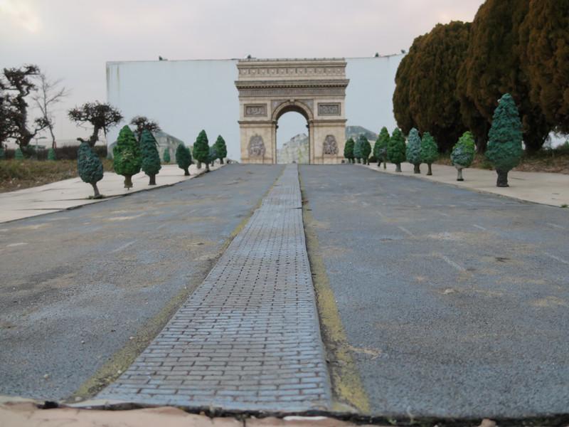 #巴黎凱旋門 這樣拍凱旋門有沒有就像站在當地拍的感覺~哈哈