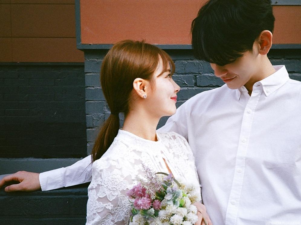 -想要主動和他接吻、擁抱等親密接觸比較容易 因為身高不會差太多,相對的如果女生想要主動SKINSHIP的時候都比較容易又方便,不會有親不到的問題XD