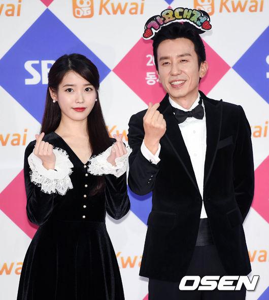 2017年SBS歌謠大戰在今天舉辦,按照先前節目公布的參加名單,卡司可以堪稱是MAMA等級!由IU及柳熙烈擔任今年的典禮主持人