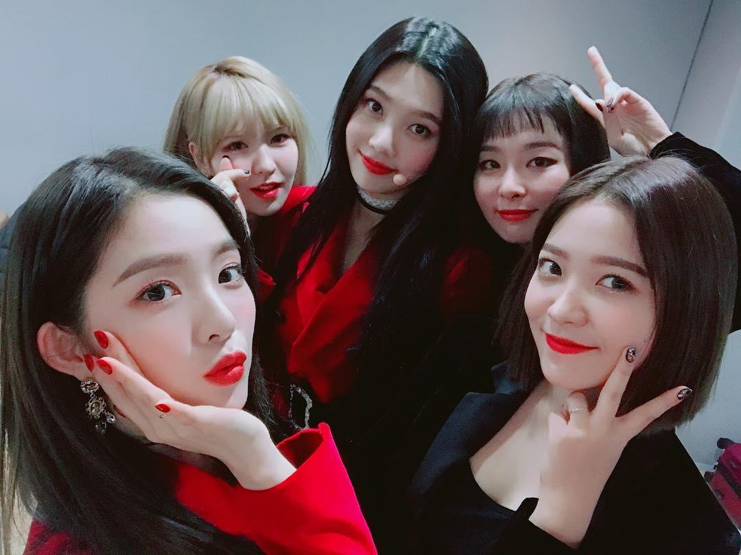 Red Velvet  # 15個一位