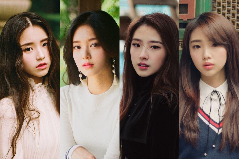 而另一組令人矚目的新人女團便是她們!由lock Berry Creative娛樂於2018年推出的大型12人女團本月少女/LOONA!