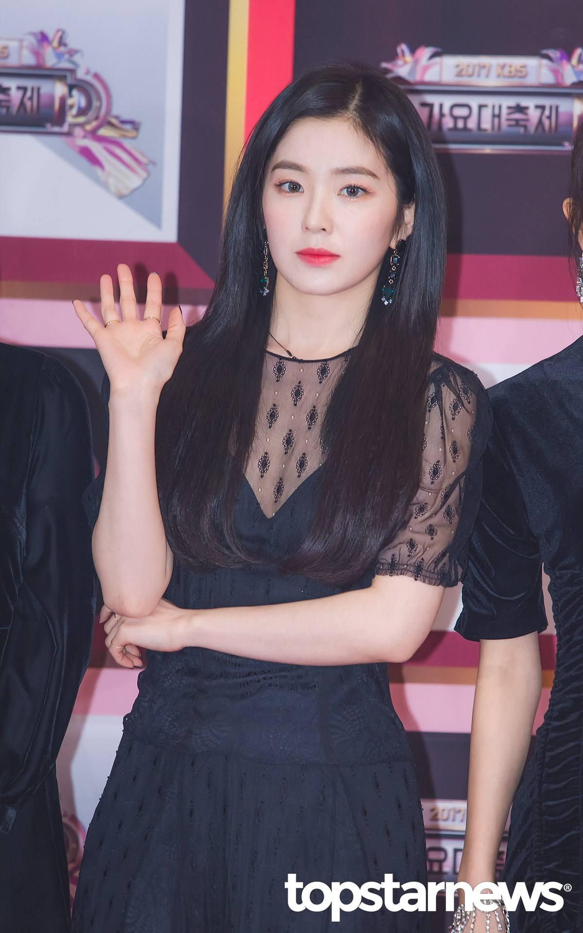 而Red Velvet的Irene擔任SBS演藝大賞時,在舞台上發生了一個小插曲...