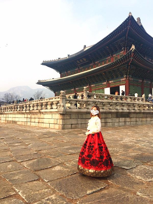 有沒有小動心呢?下次來韓國別忘了去景福宮拍美美的韓服照片哦。