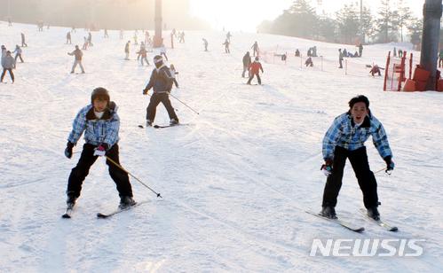 滑雪場工作人員表示「到滑雪場時應該要選擇 和自己實力相符的滑雪道, 以防危險事故發生,而發生事故的跑道目前正常營運中」