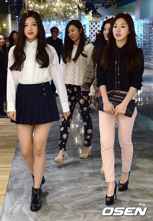 就連過去在高中時期是校花的Red Velvet Joy,在出道初期也曾被罵「太胖」