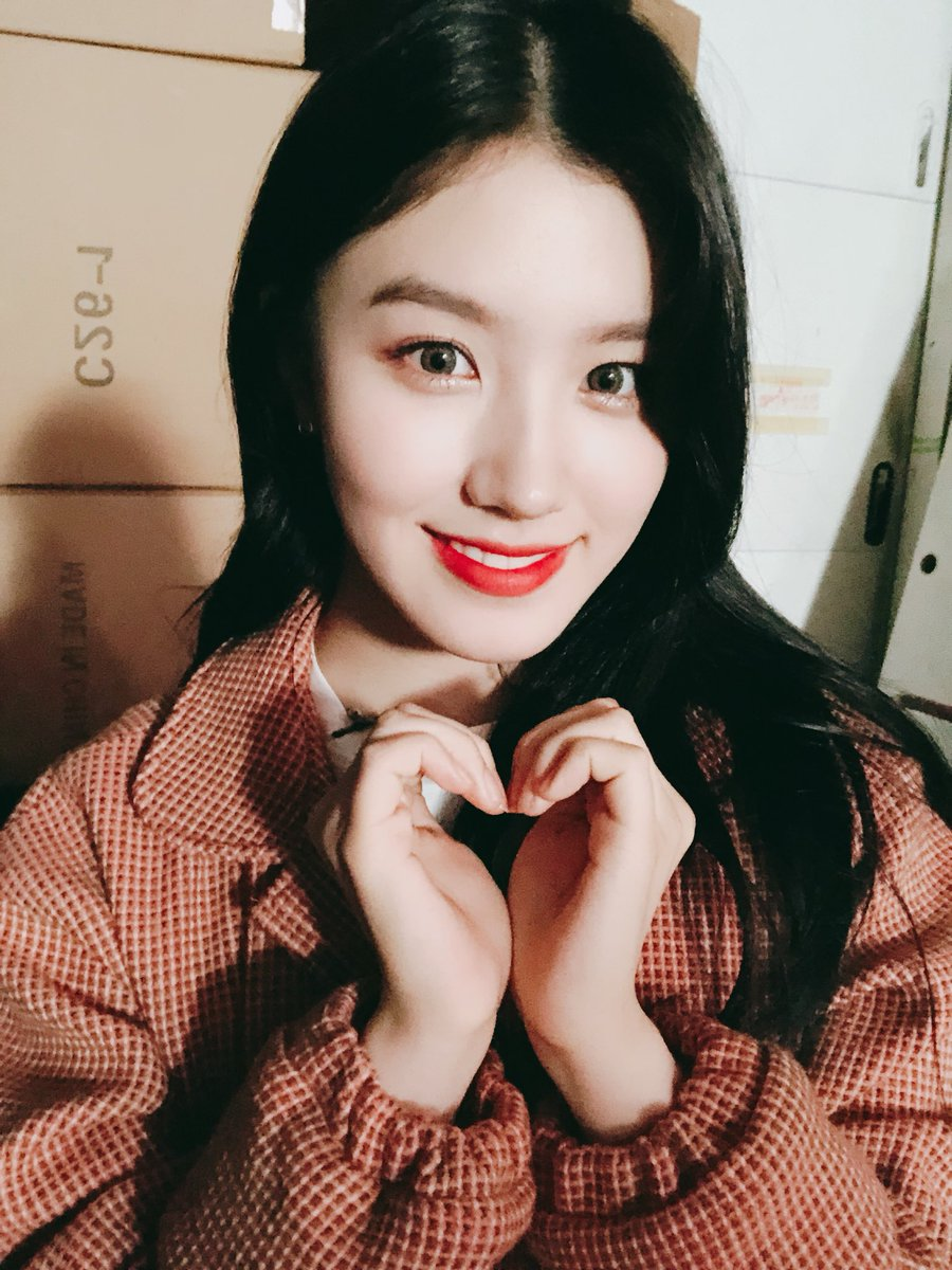 # PRISTIN - 施妍