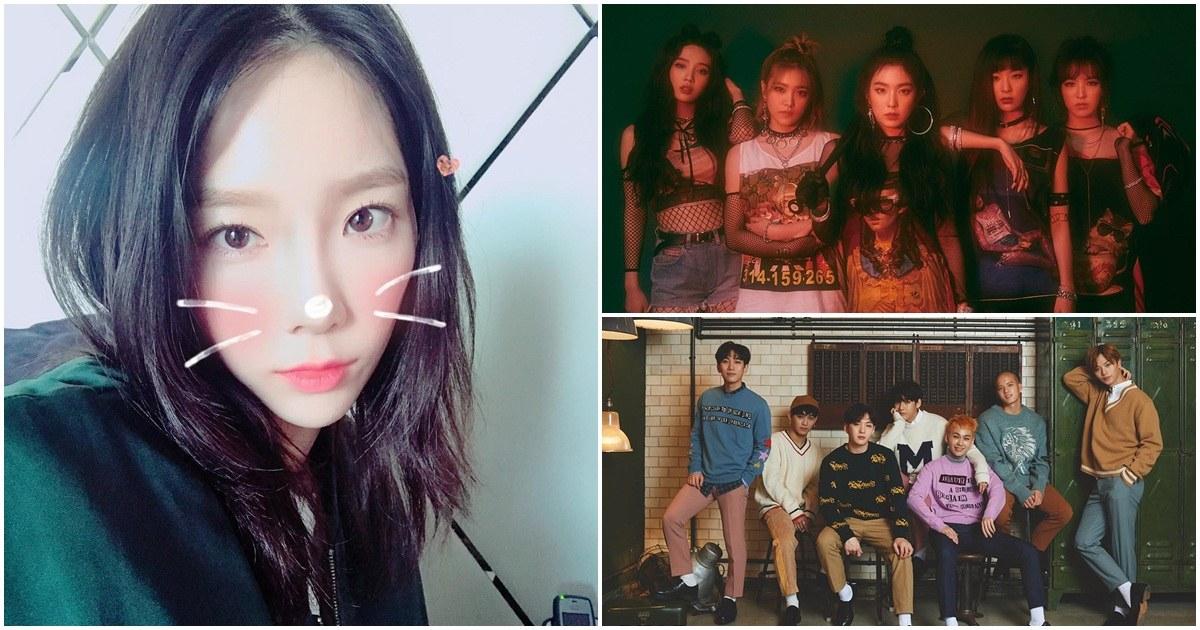 4月21日 : 「2018 BEST OF BEST CONCERT IN TAIPEI」 嘉賓除了太妍外,還有她的師妹「Red Velvet」以及美聲男團「BTOB」,根據主辦單位透露到時還會有一名台灣的人氣歌手參與演出~