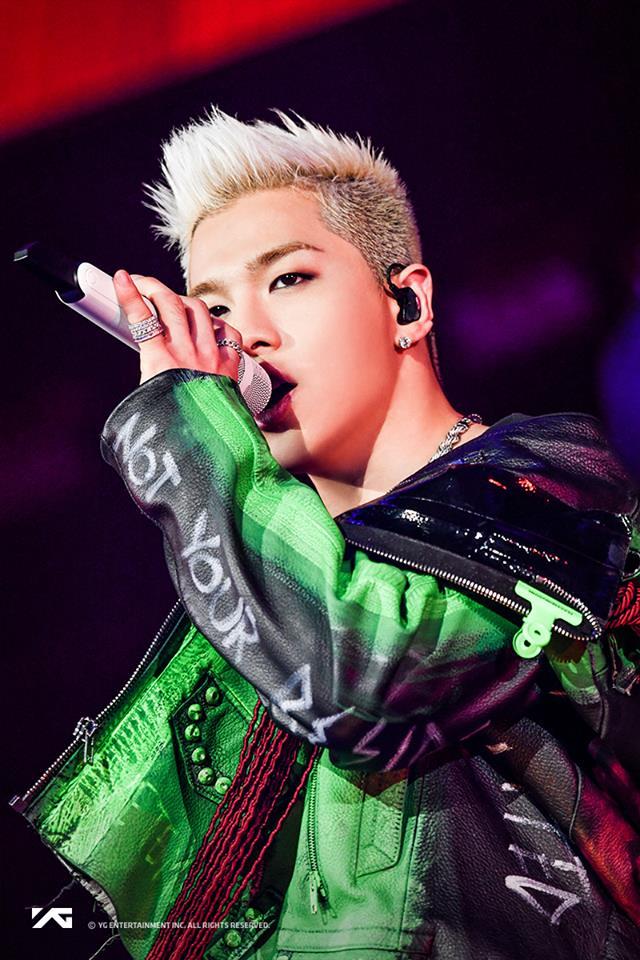 第三名 : BIGBANG 太陽