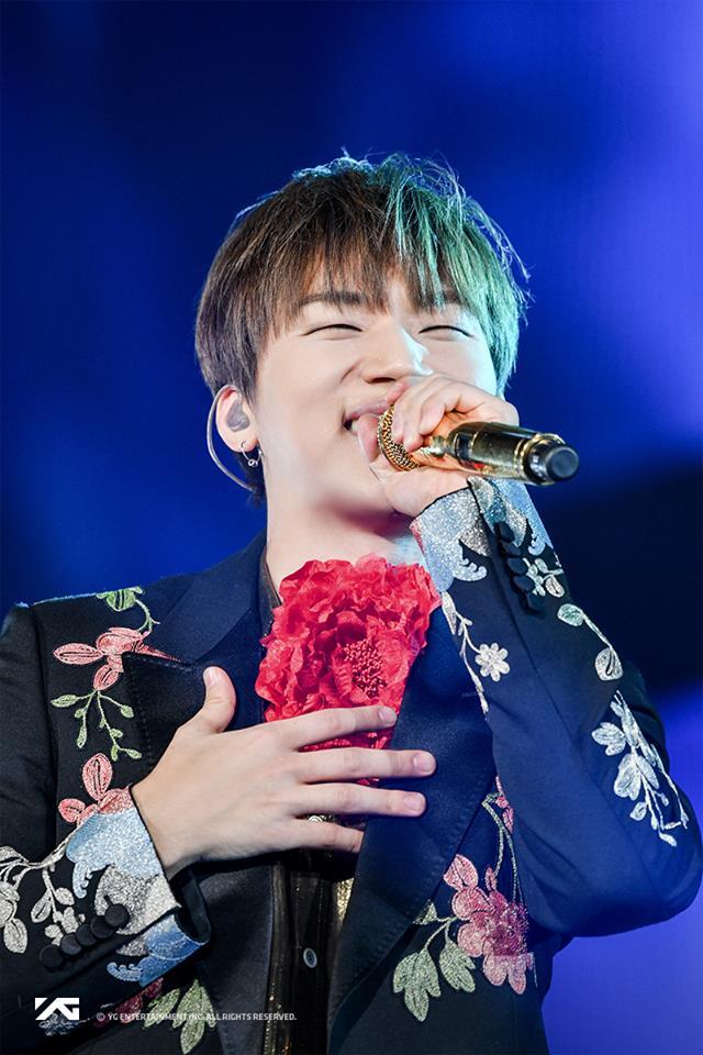 第五名 : BIGBANG 大聲