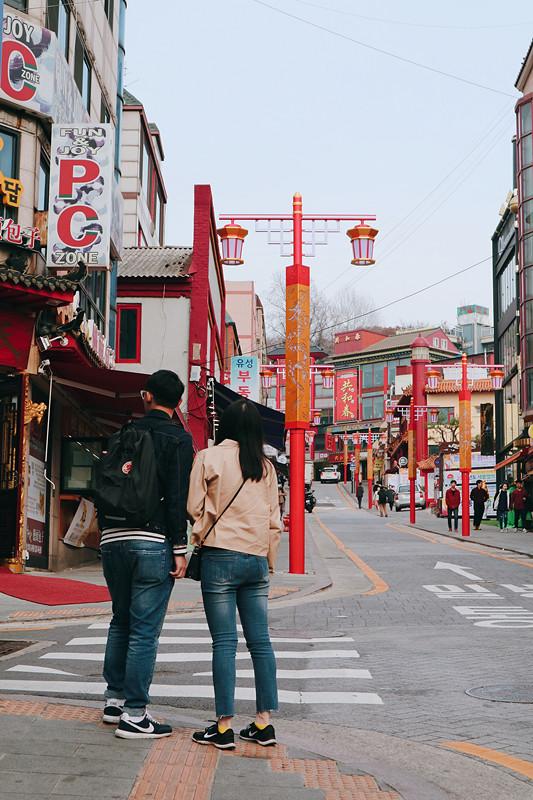 整條街都非常有特色,就連很多電影、電視劇、綜藝節目也是在這裡取景。