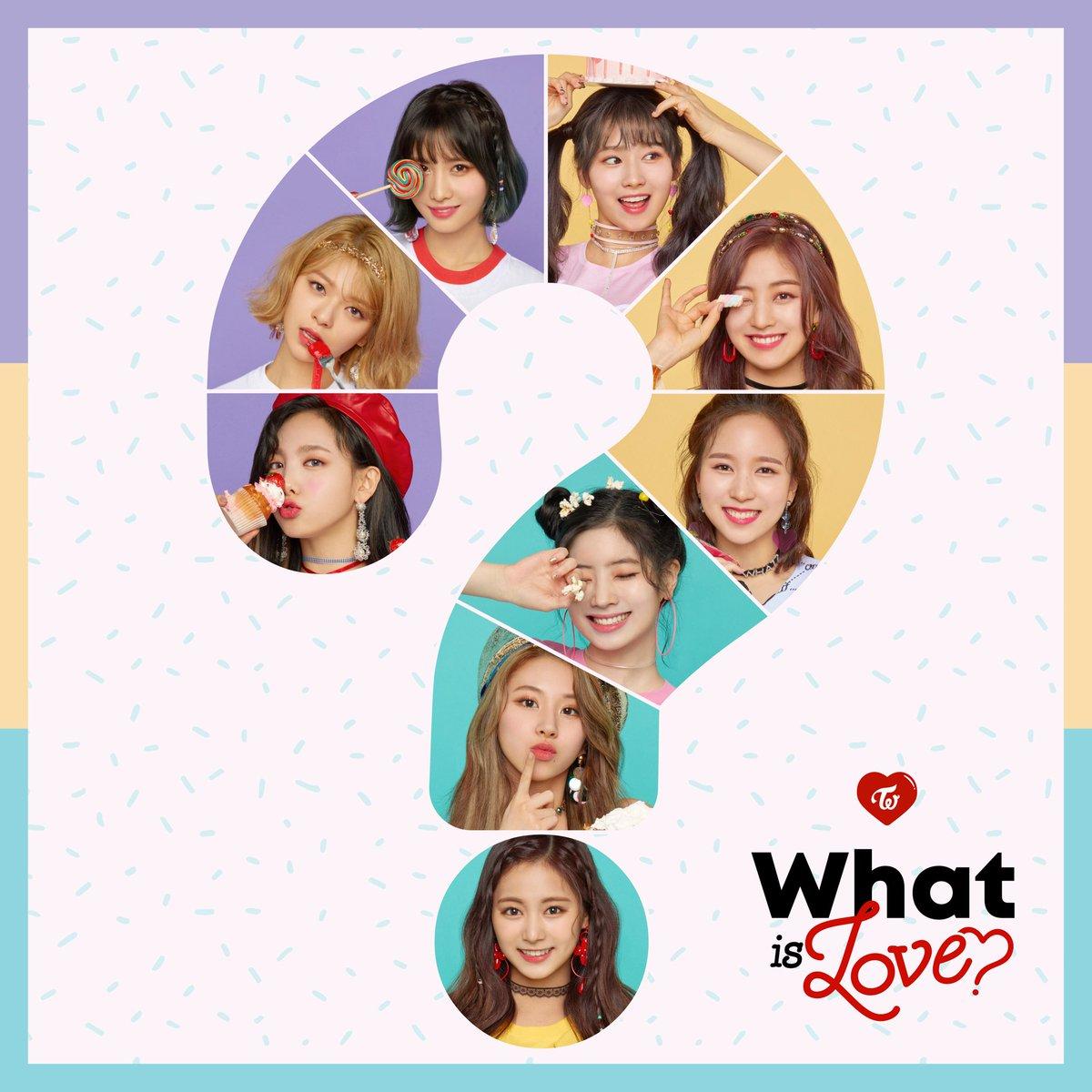 粉絲們期待已久的TWICE終於回歸啦~ TWICE在4月9日帶著第5張迷你專輯《What is Love?》回歸樂壇!