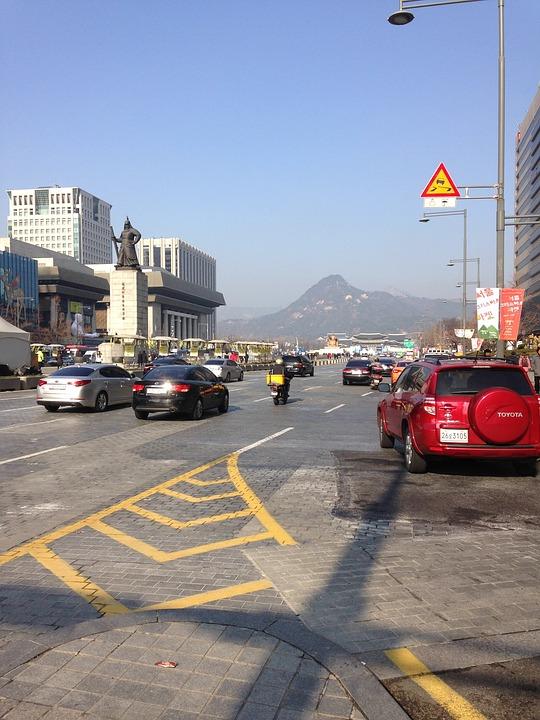 在改建期間景福宮、光化門周圍的交通會受到不小的影響,住在首爾的人真的辛苦啦~~