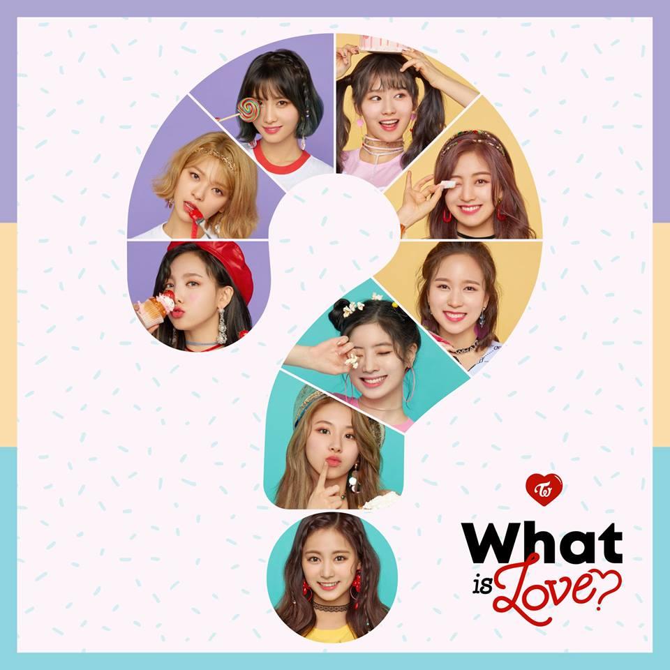 TWICE在9日發行迷你專輯《What is Love?》及主打歌〈What is Love?〉,而TWICE也不負眾望的帶給粉絲們TWICE獨有的可愛風格和讓人印象深刻的重點「問號」舞蹈!