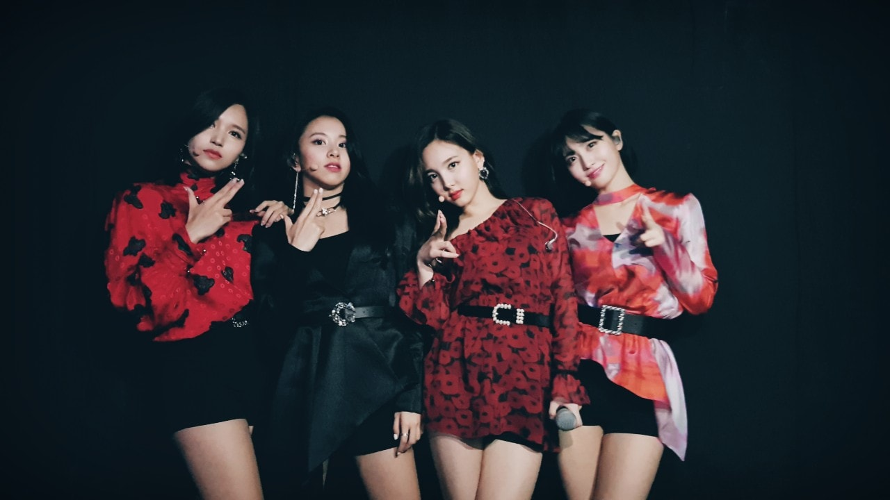 另外,在11日晚上播出的Music Bank in智利,TWICE的四位成員將會表演宣美的Gashina!!!小編好期待阿~